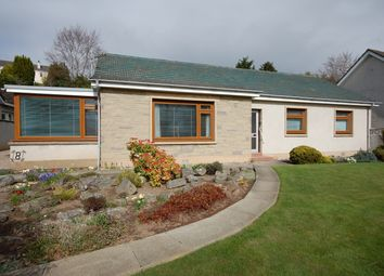Thumbnail 3 bed detached bungalow for sale in Brumley Brae, Elgin