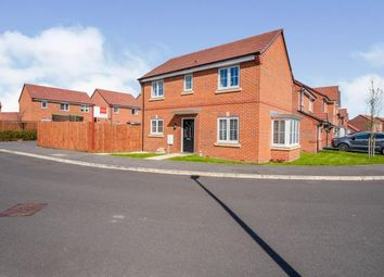 Thumbnail 3 bed detached house for sale in Partisan Green, Westbrook, Warrington, Cheshire