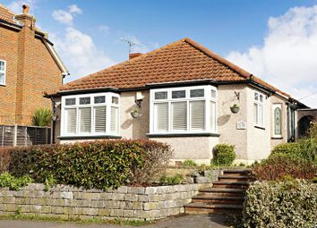 Thumbnail 2 bed detached bungalow for sale in West Gardens, Ewell, Epsom