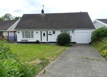 Thumbnail 4 bed detached bungalow for sale in Westmead Paddock, Crundale, Haverfordwest, Pembrokeshire