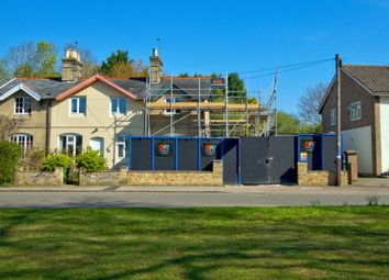 Thumbnail 3 bed end terrace house for sale in High Street, Coton, Cambridge