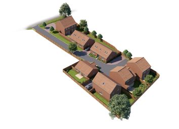 Thumbnail 2 bed detached bungalow for sale in Long Street, Great Ellingham, Attleborough