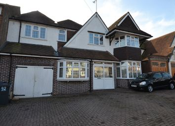 Thumbnail 7 bed link-detached house for sale in Greenhill Road, Moseley, Birmingham