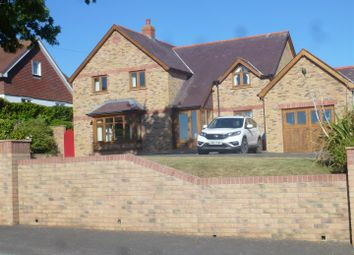 Thumbnail 4 bed detached house for sale in Prenderw, Ferwig Road, Cardigan