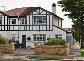 Thumbnail 4 bed semi-detached house for sale in Blenheim Chase, Leigh-On-Sea