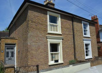 Thumbnail 3 bedroom semi-detached house for sale in St. Johns Road, Hampton Wick, Kingston Upon Thames