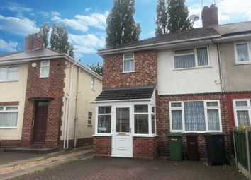 2 bed semi-detached house for sale in Crathorne Avenue, Wolverhampton WV10