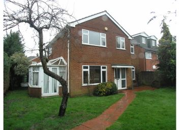 Thumbnail 4 bed detached house to rent in Queens Close, Bisley, Bisley