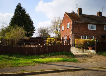 Thumbnail 4 bed semi-detached house for sale in Elmers Close, Beachampton, Milton Keynes