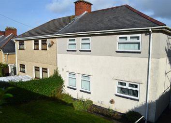 Thumbnail 3 bed semi-detached house for sale in Gwynedd Avenue, Townhill, Swansea