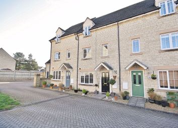 Thumbnail 3 bed terraced house for sale in Westcote Close, Deer Park, Witney