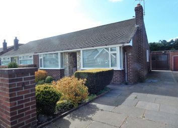 Thumbnail 2 bed semi-detached bungalow for sale in Hall Lane, Leyland