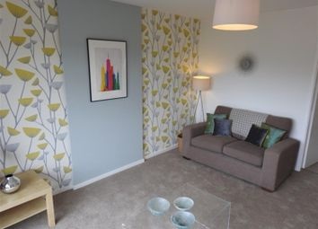Thumbnail 2 bed flat to rent in Bannerdale Close, Sheffield