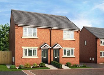 "Thumbnail 2 bedroom property for sale in ""The Cedar At Westbeck"" at Stooperdale Avenue, Darlington"