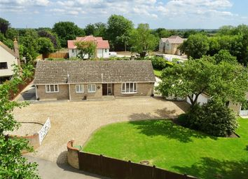 Thumbnail 3 bed detached bungalow for sale in Stow Road, Spaldwick, Huntingdon, Cambridgeshire