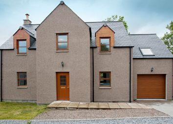 Thumbnail 4 bed detached house for sale in The Courtyard, Archiestown