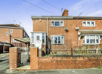 Thumbnail 3 bed semi-detached house for sale in Harold Avenue, Lundwood, Barnsley