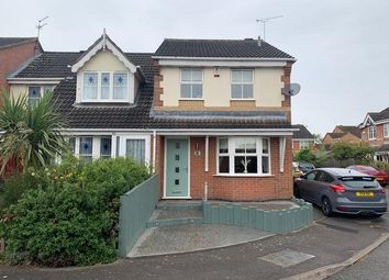 Thumbnail 3 bed semi-detached house to rent in Lancelot Close, Leicester Forest East, Leicester
