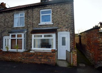 Thumbnail 2 bed terraced house for sale in Wood Street, Norton