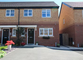 Thumbnail 3 bed semi-detached house for sale in Jackfield Way, Skelmersdale, Lancashire