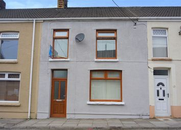 Thumbnail 3 bed terraced house to rent in Meadow Street, Maesteg, Mid Glamorgan