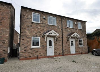 Thumbnail 3 bed semi-detached house for sale in South End, Thorne, Doncaster