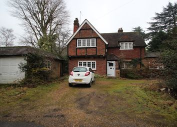 Thumbnail 4 bed detached house for sale in Park Road, Stoke Poges
