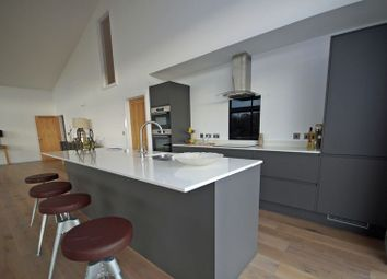 Thumbnail 6 bed barn conversion for sale in Crickham, Wedmore