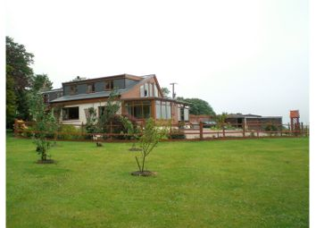 Thumbnail 4 bedroom detached house for sale in Cornhill, Banff