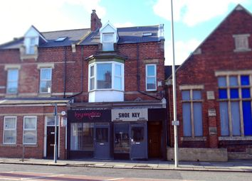 Thumbnail 4 bed maisonette for sale in Westoe Road, South Shields