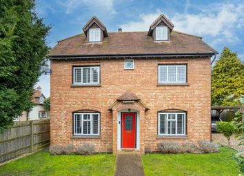 Crabtree Road, Haddenham, Aylesbury HP17. 4 bed detached house for sale