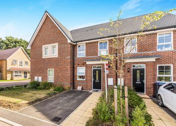 Thumbnail 2 bedroom terraced house for sale in Peregrine Way, Hatfield