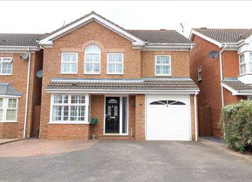 4 bed detached house for sale in Laburnum Close, Purdis Farm, Ipswich IP3