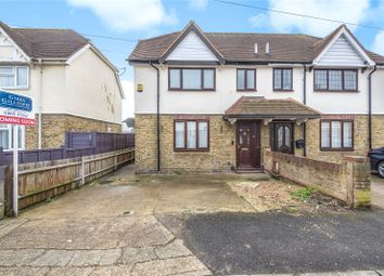Thumbnail 3 bed semi-detached house for sale in Wescott Way, Uxbridge, Middlesex