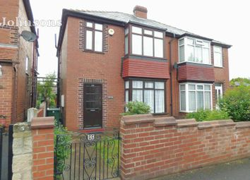 Thumbnail 3 bedroom semi-detached house for sale in Chequer Avenue, Belle Vue, Doncaster.