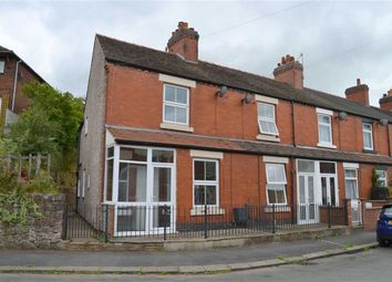 Thumbnail 2 bed end terrace house for sale in Sandon Street, Leek