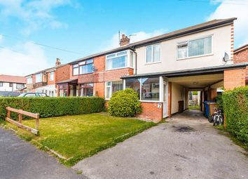 Thumbnail 4 bed semi-detached house for sale in New Street, Eccleston, Chorley