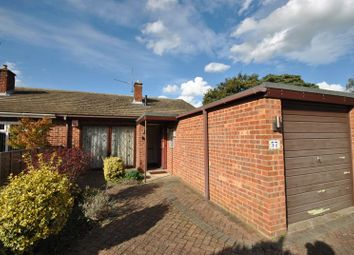 Thumbnail 2 bed semi-detached bungalow for sale in Greenborough Road, Sprowston, Norwich