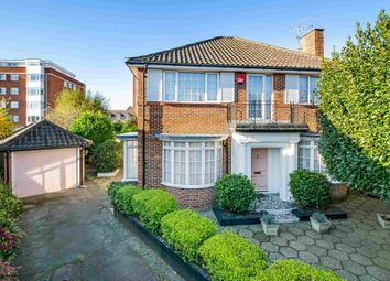 Thumbnail 4 bed detached house for sale in St. Helens Close, Southsea