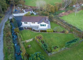 Thumbnail 3 bed detached bungalow for sale in Crow's Nest, Liskeard, Cornwall