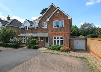 Thumbnail 3 bed semi-detached house for sale in Badgers Copse, Camberley