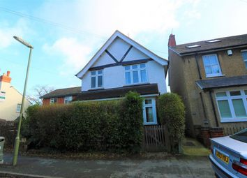 Thumbnail 3 bed detached house to rent in Kings Ride, Camberley