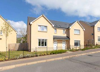 Thumbnail 3 bedroom property for sale in Louis Braille Way, Gorebridge, Midlothian