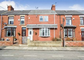 Thumbnail 4 bed terraced house for sale in Victor Terrace, Bearpark, Durham