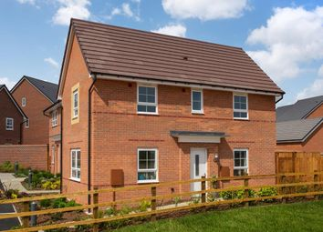 "Thumbnail 3 bedroom detached house for sale in ""Moresby"" at Poplar Way, Catcliffe, Rotherham"