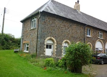 Thumbnail 3 bed terraced house to rent in Pen-Y-Wig Mews, Aberystwyth