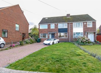 Thumbnail 7 bed semi-detached house for sale in Modbury Close, Styvechale, Coventry