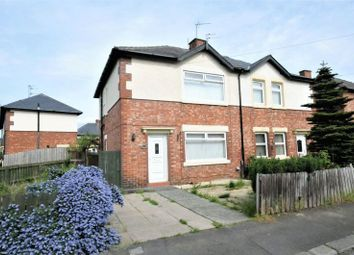 Thumbnail 3 bed semi-detached house to rent in Second Avenue, Morpeth