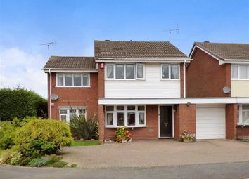Thumbnail 4 bedroom link-detached house for sale in Kingswood Drive, Cannock, Staffordshire