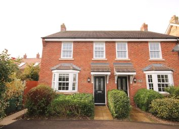 Thumbnail 3 bed semi-detached house for sale in Oliver Close, Kempston